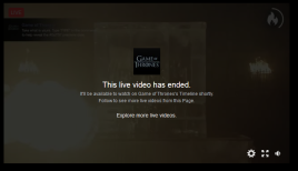 GoT Live Video 5